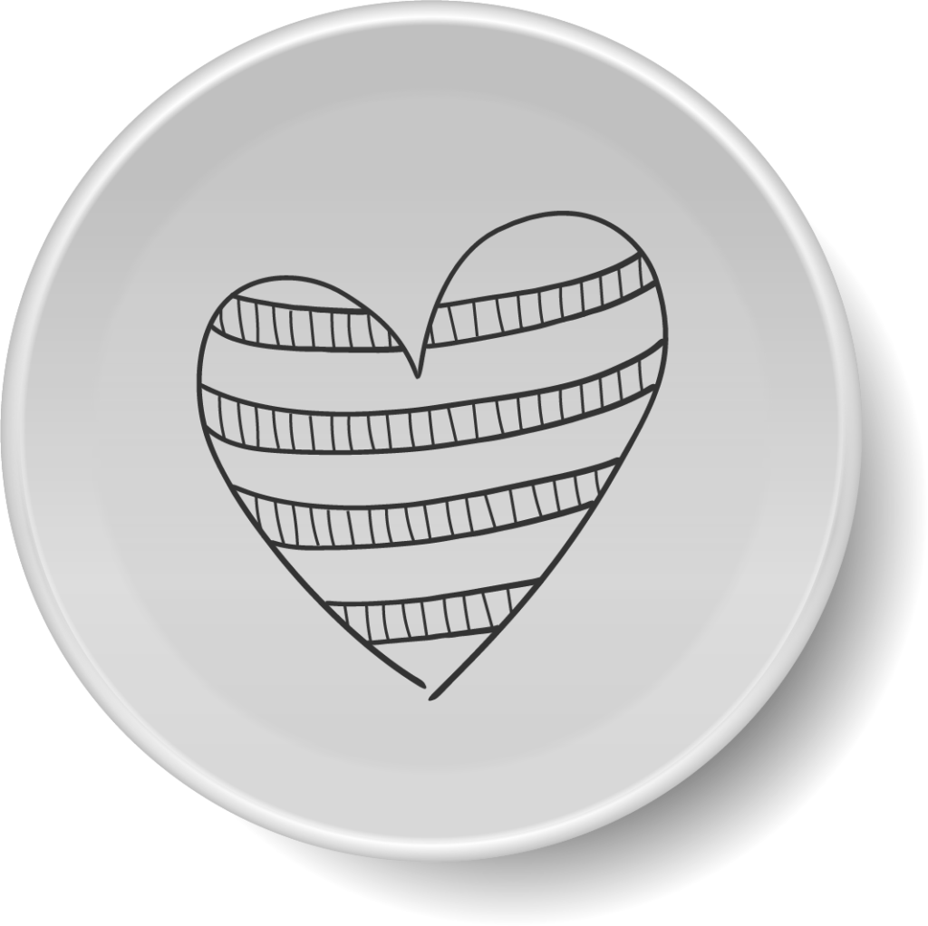 icon of a heart