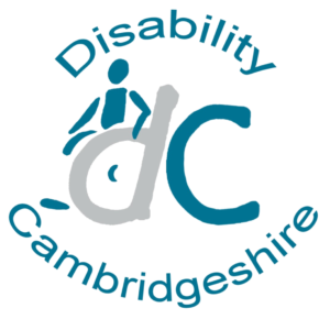 logo for Disability Cambridgeshire